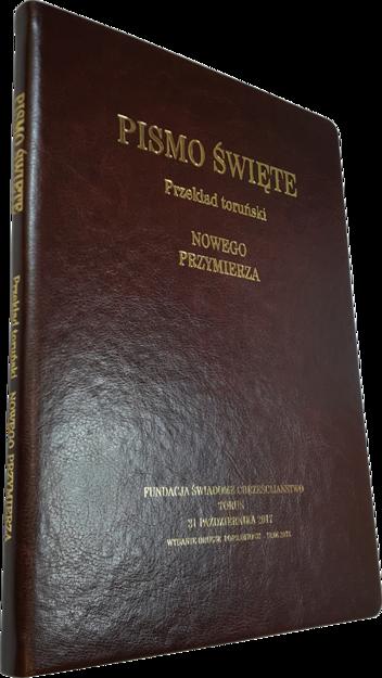 Toruński przekład Nowego Przymierza – Jack.pl
