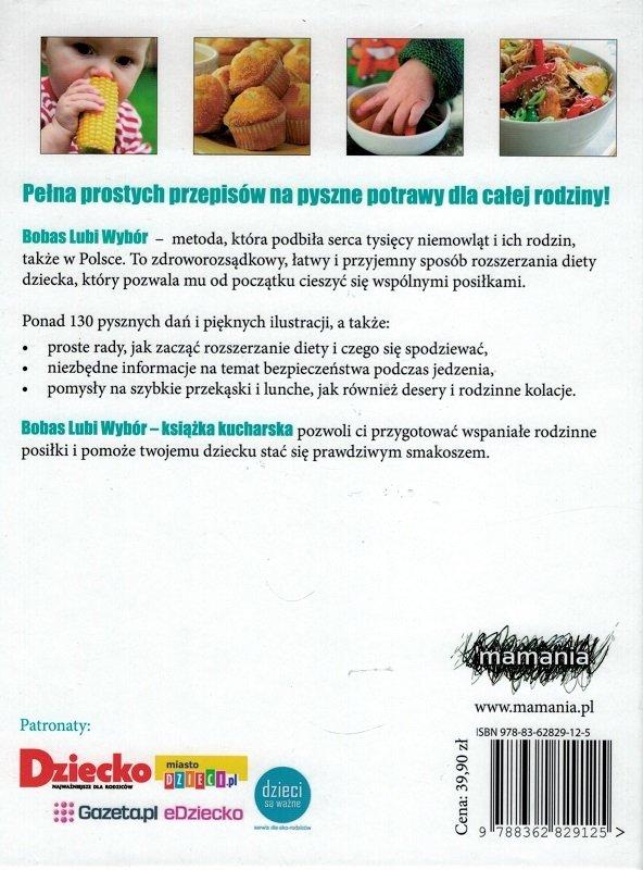 Bobas Lubi Wybor Ksiazka Kucharska Ksiegarnia Religijna Bogulandia Pl