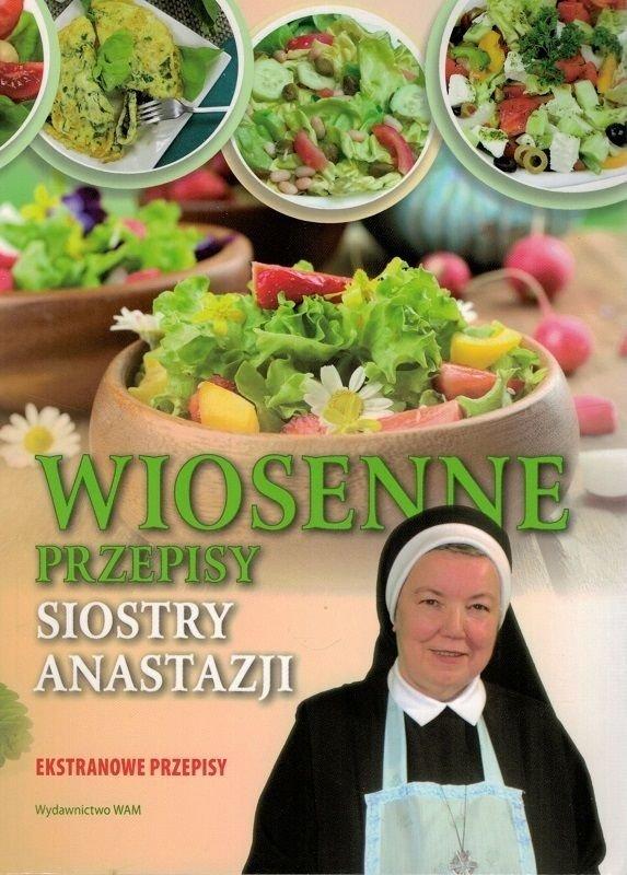 Wiosenne Przepisy Siostry Anastazji S Anastazja Pustelnik Oprawa Miękka