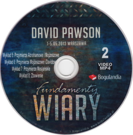 Fundamenty wiary - David Pawson DVD
