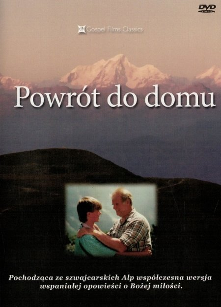 Powrót do domu - film DVD