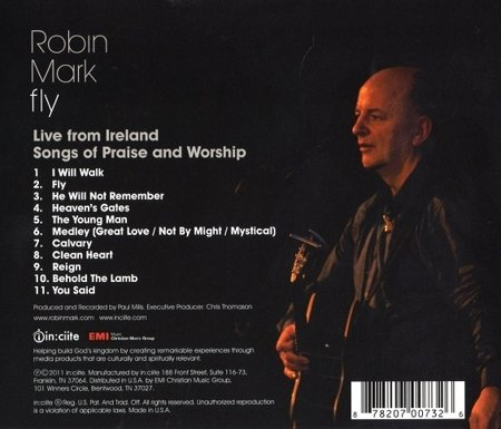 Robin Mark - Fly - CD